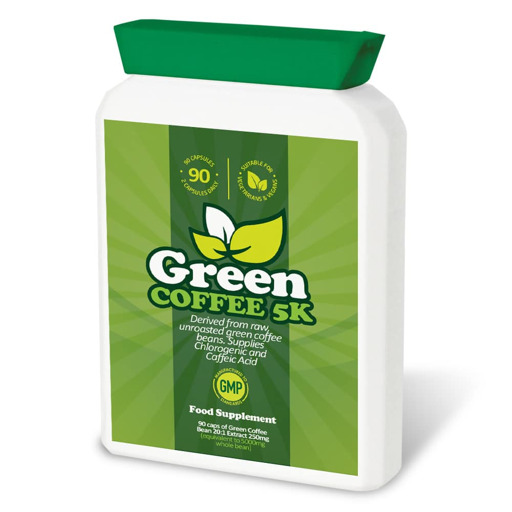 green coffee 5k opinie