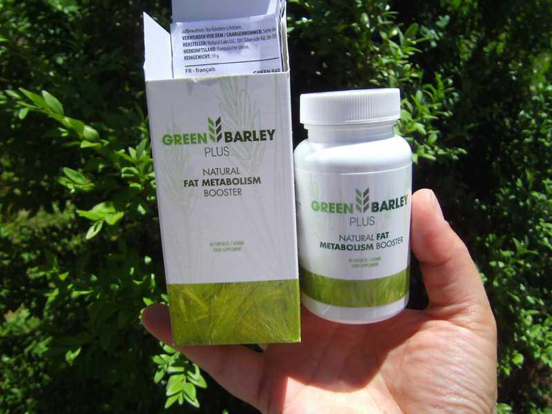 zielony jęczmień es medical opinie