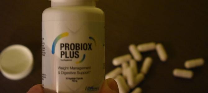 Probiox Plus – probiotyk na odchudzanie: opinie, cena